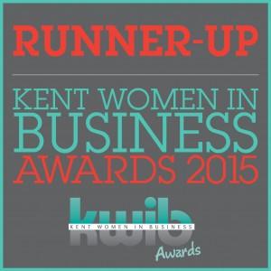 Runner up KWIB 2015 logo